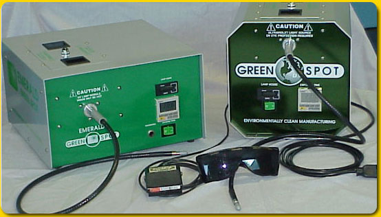 Ultra Violet Curing Equipment